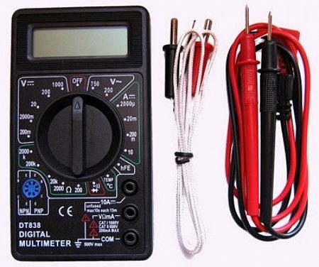 Контрольно измерительный инструмент
